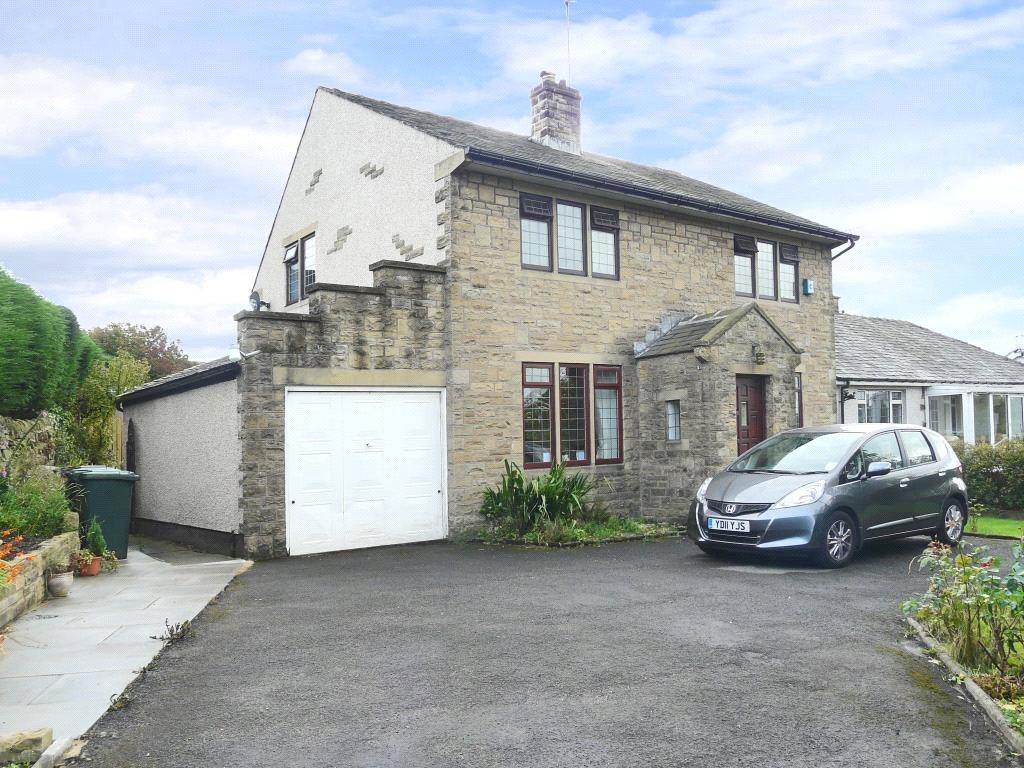 4 Bedrooms Detached House for sale in Cullingworth Road, Cullingworth, Bradford, West Yorkshire