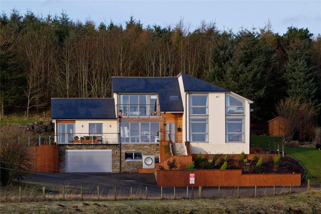 4 Bedrooms Detached House for sale in Newfargie, Glenfarg, Perthshire