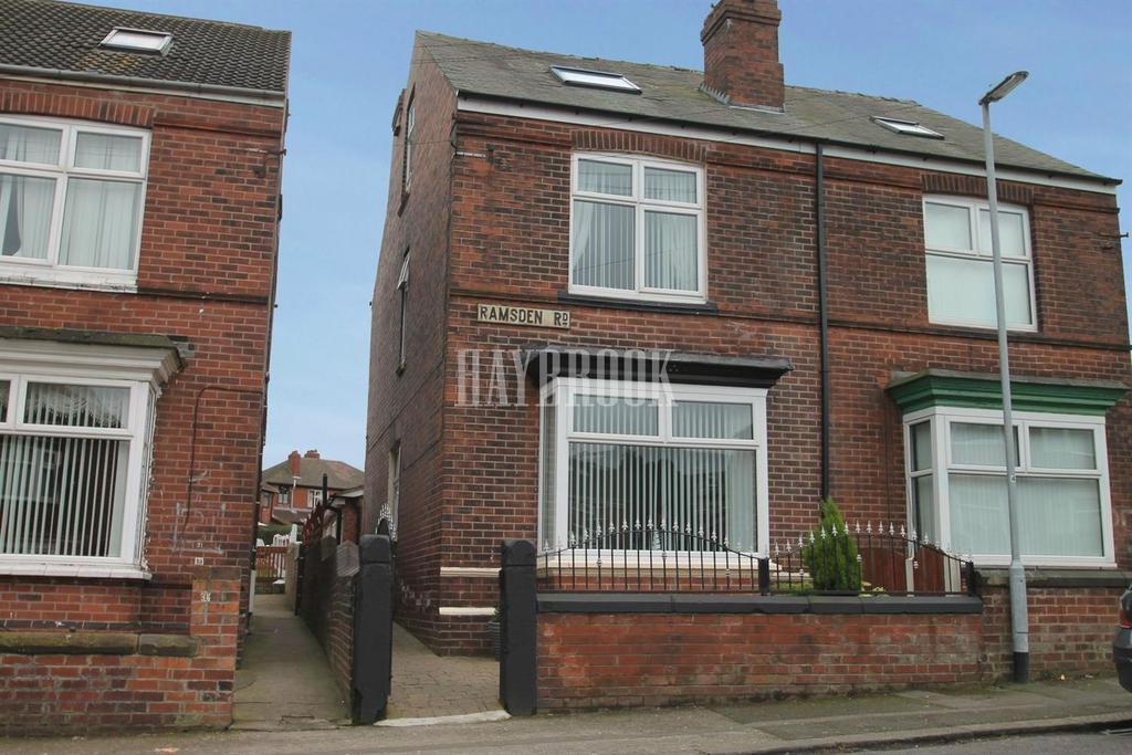 5 Bedrooms Semi Detached House for sale in Ramsden Road, Broom