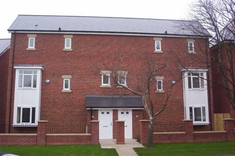 4 bedroom semi-detached house to rent - Bold Street, Hulme, Manchester, M15 5QH