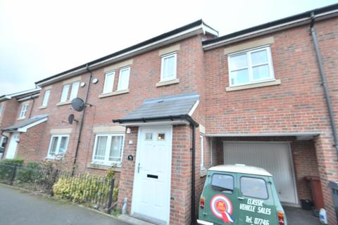 4 bedroom terraced house to rent - Drayton street, Loreto Place, Hulme, Manchester, M15 5LL