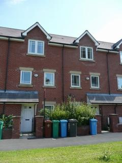 4 bedroom terraced house to rent - Bold Street Hulme, Manchester, M15 5QH