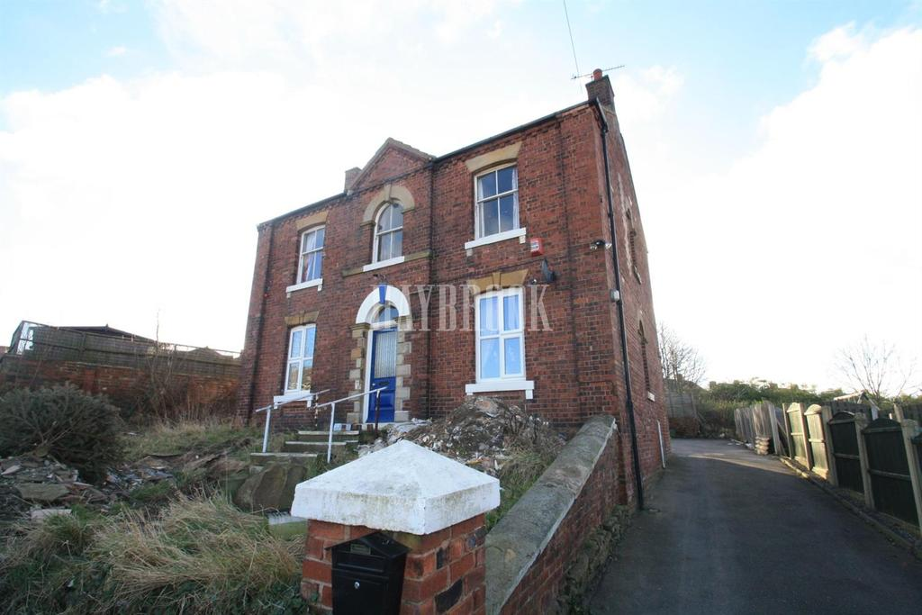3 Bedrooms Land Commercial for sale in William Street, Eckington