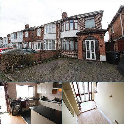 3 bedroom detached house to rent - Gayton Avenue, Belgrave