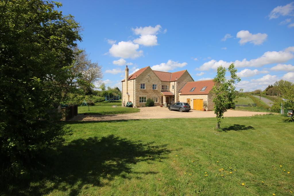 4 Bedrooms Detached House for sale in Morkery Lane, Castle Bytham