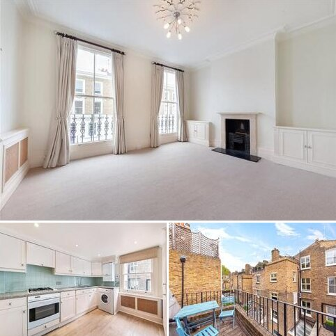 2 bedroom maisonette to rent - Redesdale Street, Chelsea, London, SW3
