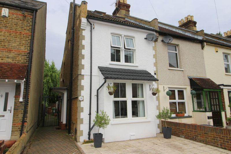 4 Bedrooms End Of Terrace House for sale in Shirley Road, Sidcup