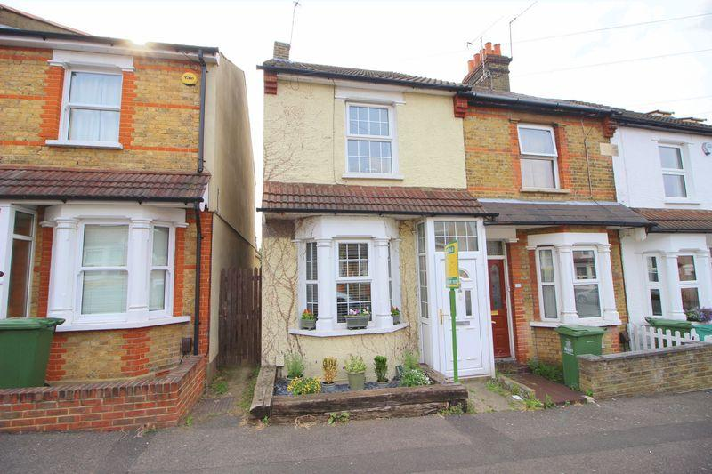 3 Bedrooms End Of Terrace House for sale in Sussex Road, Sidcup, DA14 6LG