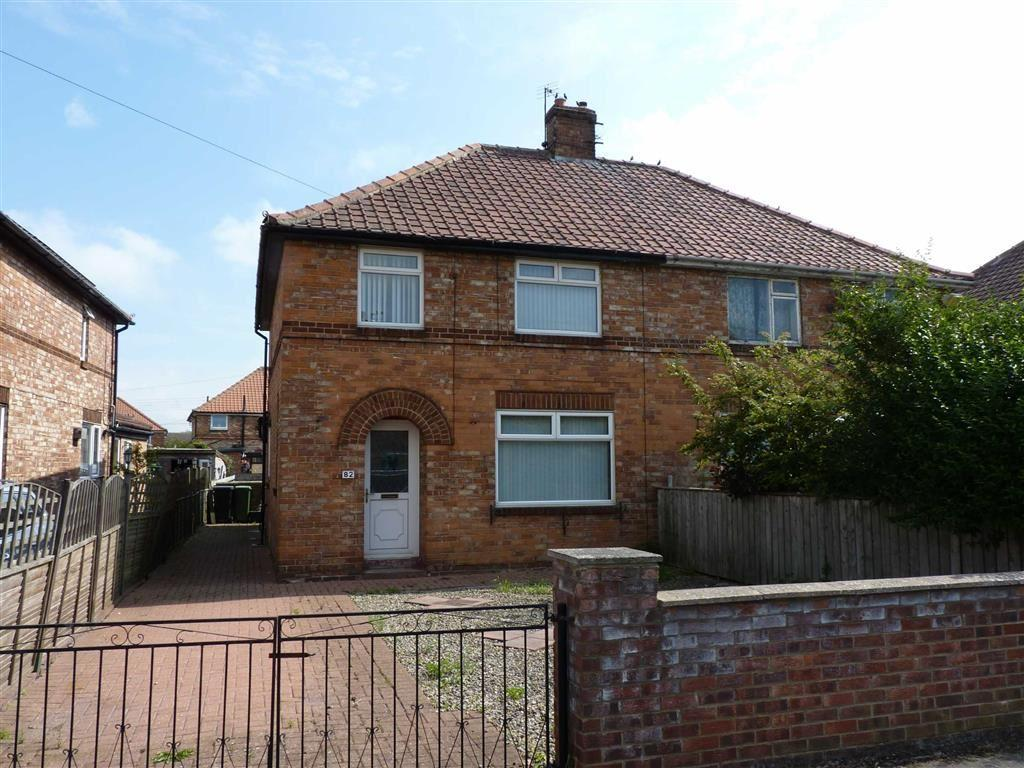 3 Bedrooms Semi Detached House for sale in Mowbray Road, Catterick Village, North Yorkshire