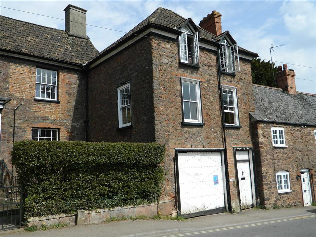 6 Bedrooms Semi Detached House for sale in Church Street, Wiveliscombe, Taunton, Somerset, TA4