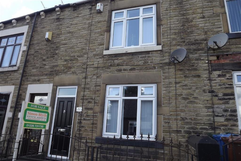 3 Bedrooms Terraced House for sale in Park Road, Worsbrough Bridge, Barnsley, S70