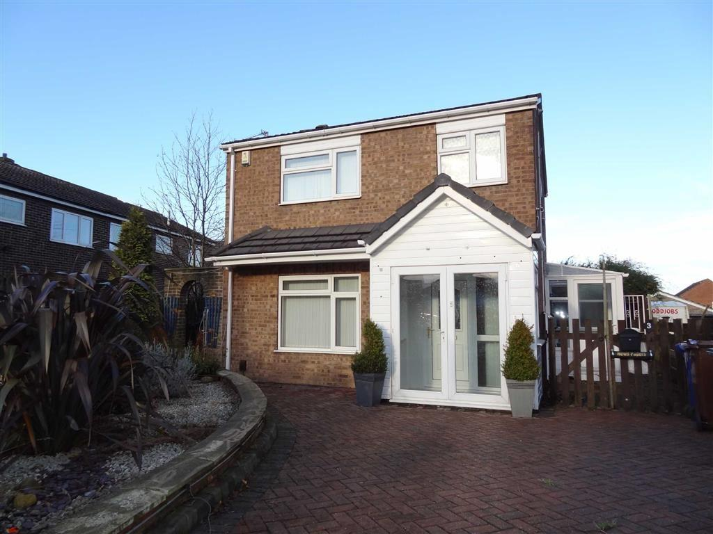 3 Bedrooms Detached House for sale in Topcliffe Road, Monk Bretton, Barnsley, S71