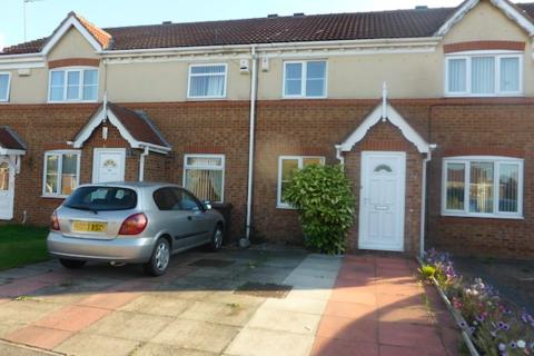 2 bedroom terraced house to rent - Charlestown Way, Victoria Dock, HU9