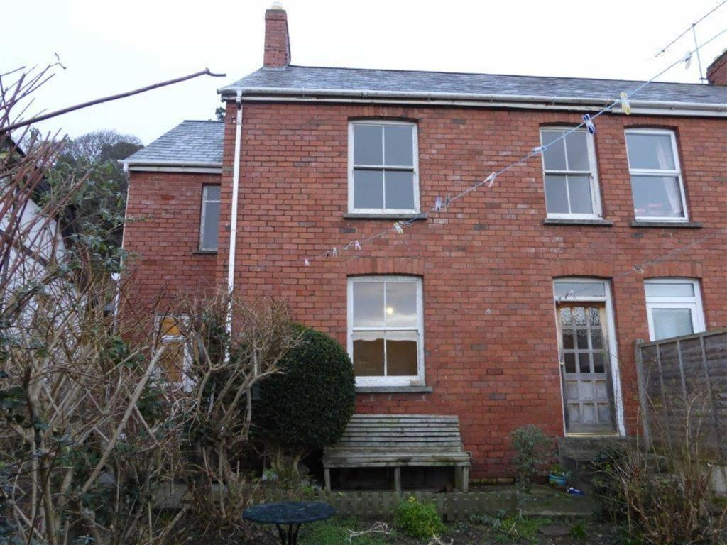 4 Bedrooms Semi Detached House for sale in 3, Cathedral View, Llangawsai, Aberystwyth, Ceredigion, SY23