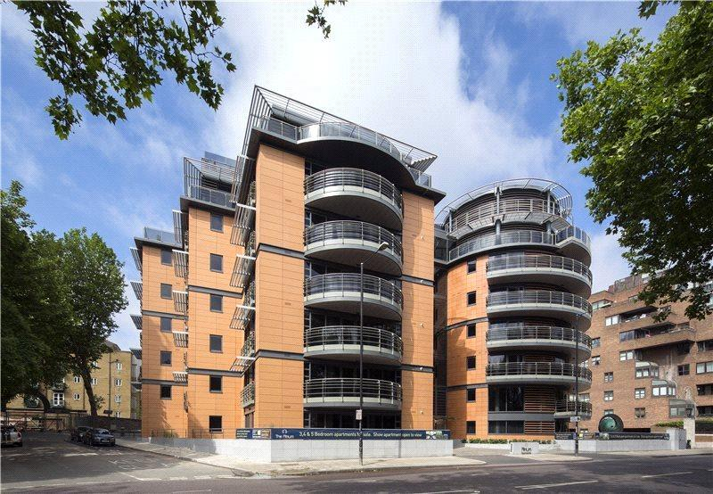 4 Bedrooms Flat for sale in The Atrium, 127-131 Park Road, St John's Wood, NW8
