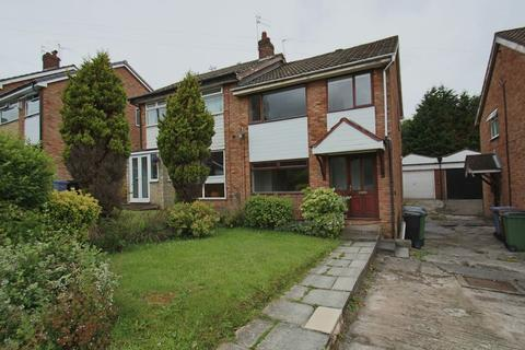 3 bedroom semi-detached house to rent - Overdale Road, Romiley