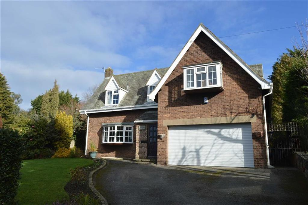 4 Bedrooms Detached House for sale in West Close, Noctorum, CH43