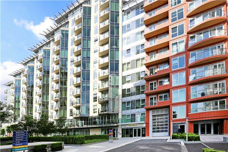 5 Bedrooms Flat for sale in Flotilla House, Battersea Reach, London