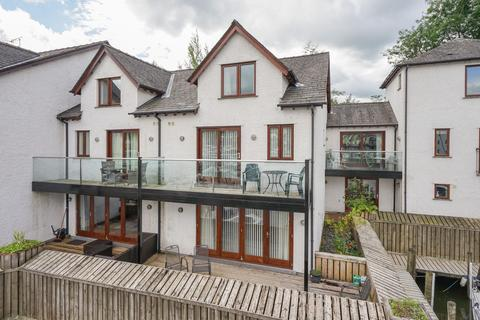 3 bedroom terraced house for sale - 14 Windward Way, Windermere Marina, Bowness on Windermere, Cumbria, LA23 3BF