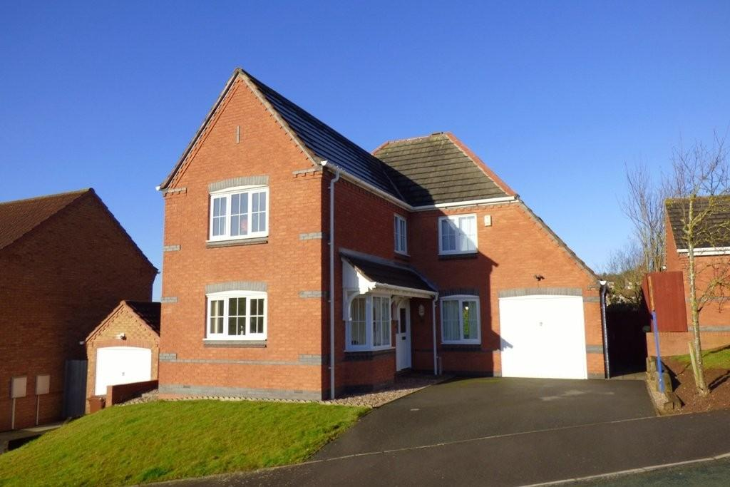 4 Bedrooms Detached House for sale in Hargate Road, Stapenhill