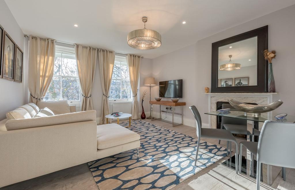 2 Bedrooms Flat for sale in Cornwall Gardens, London, SW7 4AL