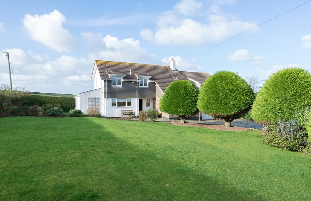 5 Bedrooms House for sale in Park House, Trevanger, St Minver