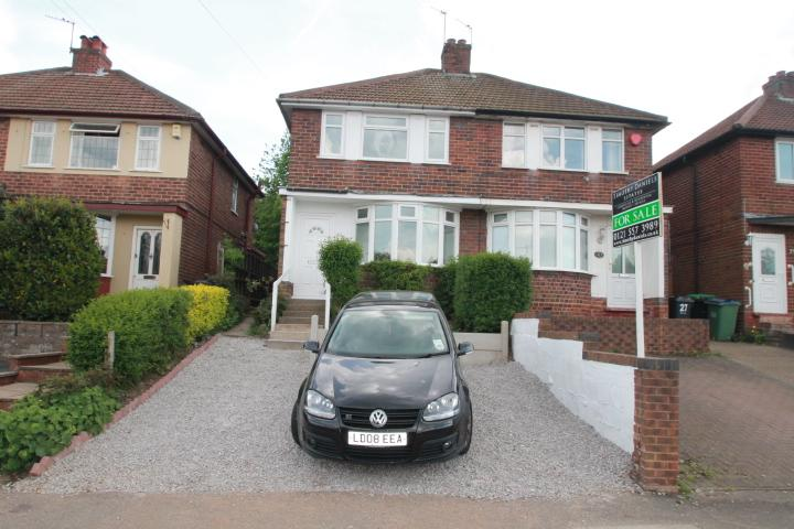 2 Bedrooms Semi Detached House for rent in Elm Terrace, Tividale