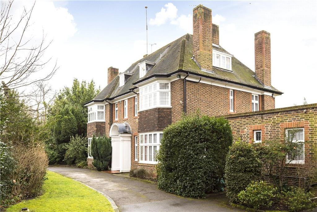 7 Bedrooms Detached House for sale in Dover Park Drive, Putney Heath, London, SW15