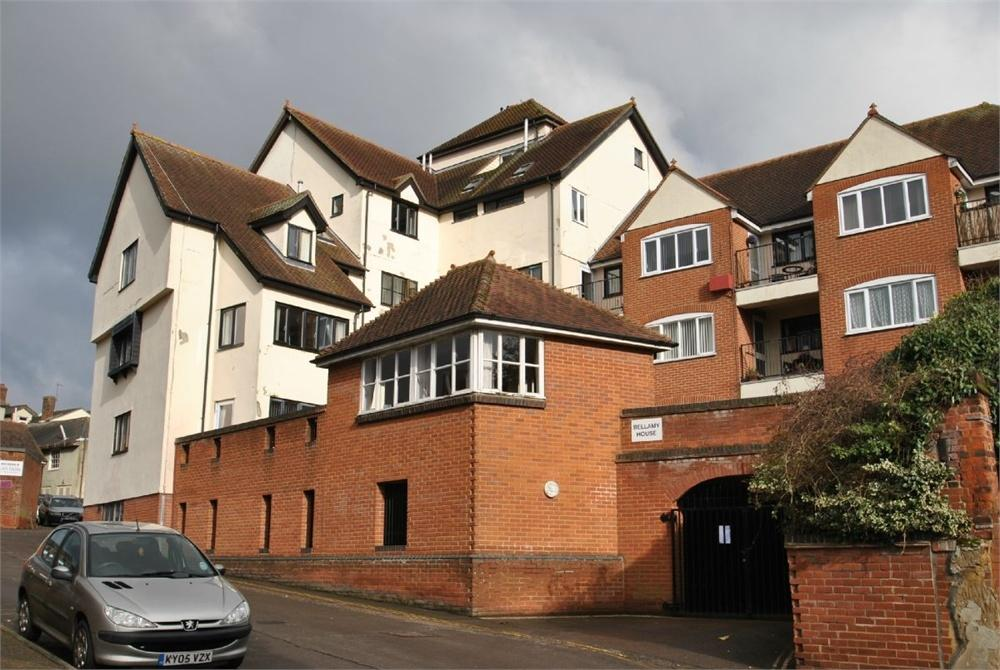 1 Bedroom Retirement Property for sale in Bellamy House, New Street, Braintree, Essex