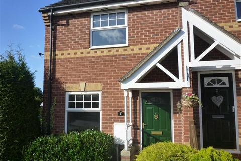 2 bedroom semi-detached house to rent - Gregorys Close, Leicester