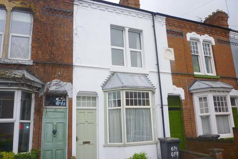2 bedroom terraced house to rent - Clarendon Park Road, Clarendon Park, Leicester