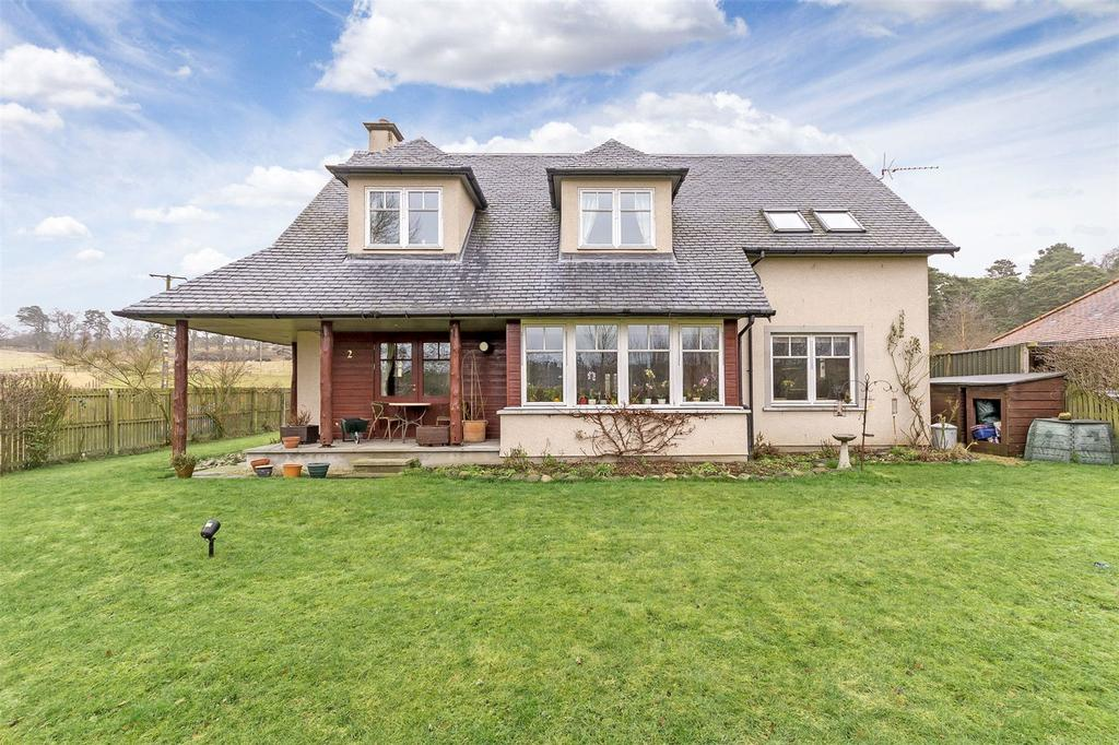 4 Bedrooms Detached House for sale in 2 Kinclaven Green, Stanley, Perthshire, PH1