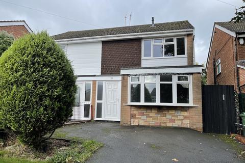 3 bedroom semi-detached house to rent - KINGSWINFORD - Sandhurst Road