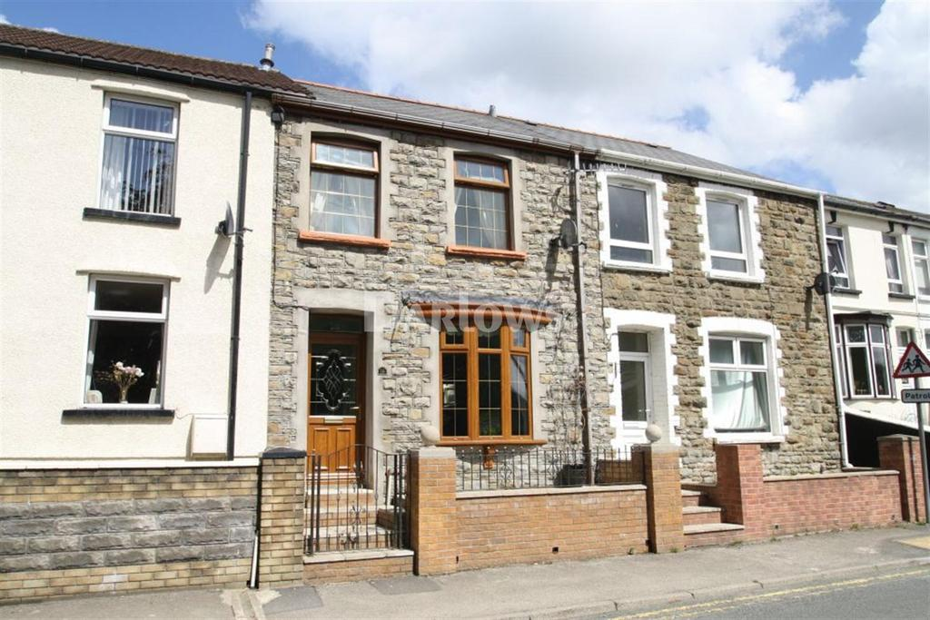 2 Bedrooms Terraced House for sale in Rose Heyworth Road, Abertillery
