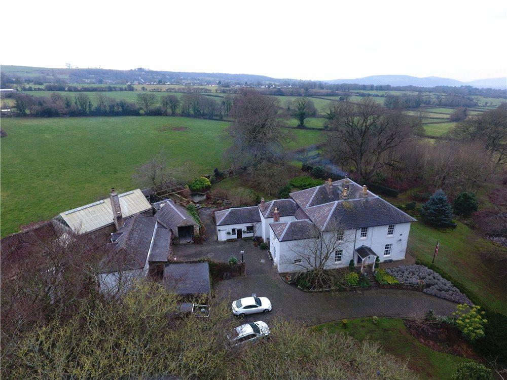 6 Bedrooms Detached House for sale in Rowberrow, Winscombe, Somerset, BS25