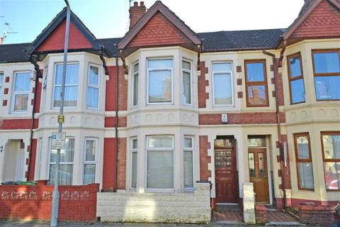 4 bedroom terraced house to rent - AUSTRALIA ROAD, HEATH, CARDIFF