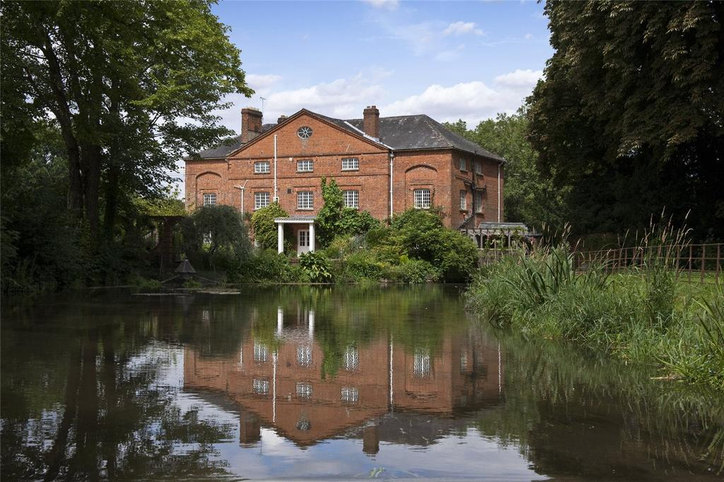 6 Bedrooms Detached House for sale in Houghton, Stockbridge, Hampshire