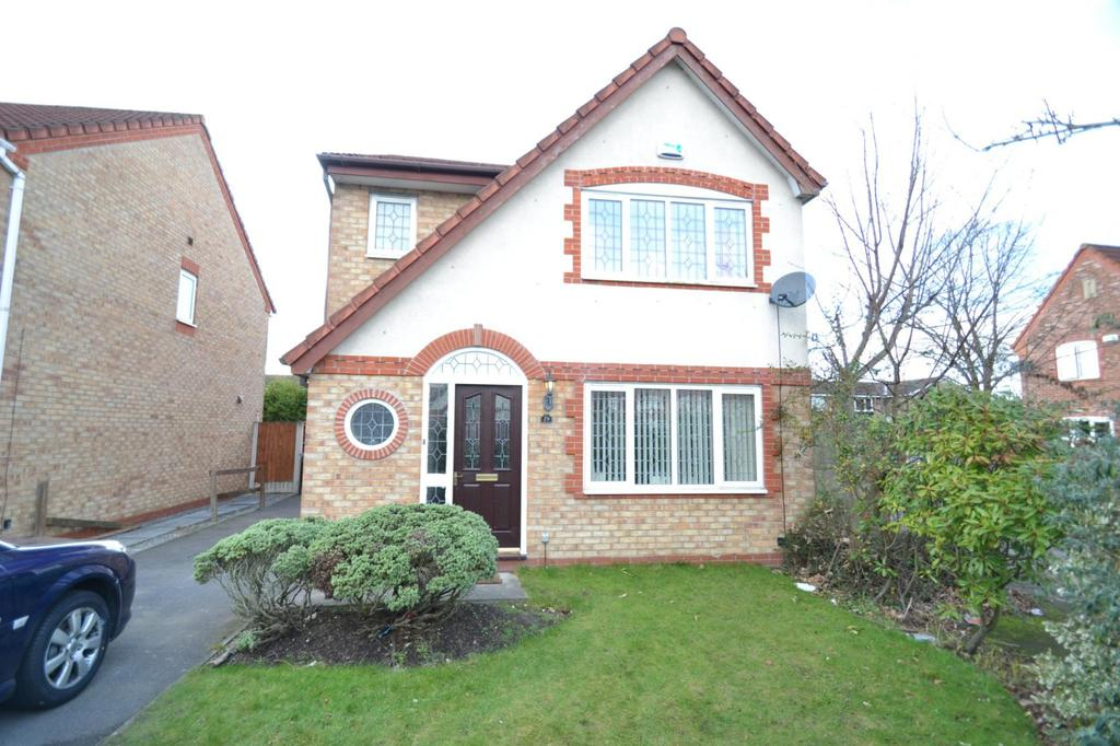 3 Bedrooms Detached House for sale in Charleston Close, Sale