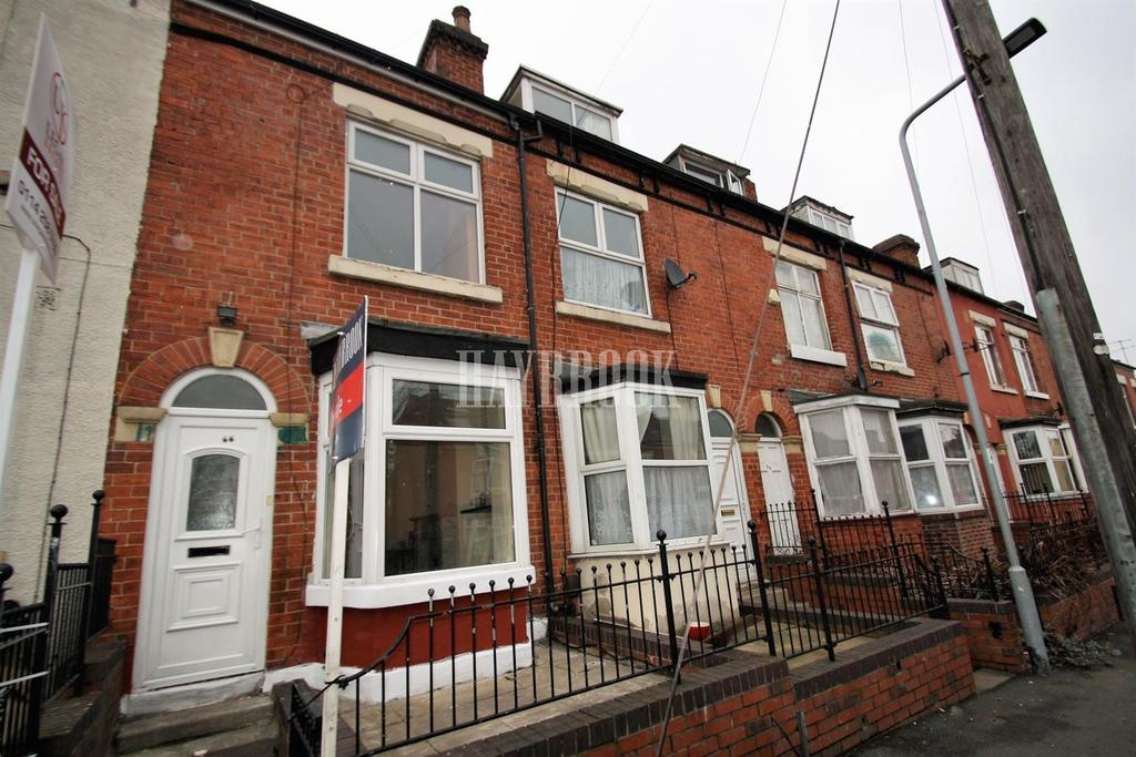 3 Bedrooms Terraced House for sale in Glover Road, Sharrow