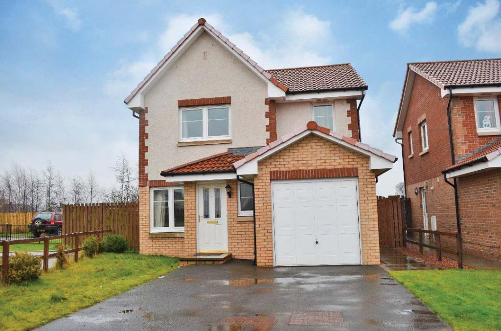 3 Bedrooms Detached House for rent in Murray Row, Cowie, Stirlingshire, FK7 7DR