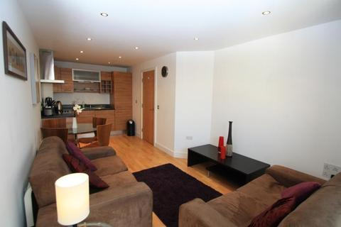1 bedroom apartment to rent - CARTIER HOUSE, THE BOULEVARD, CLARENCE DOCK, LEEDS, LS10 1HY