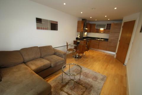 1 bedroom apartment to rent - CARTIER HOUSE, CLARENCE DOCK, LEEDS, LS10 1JT