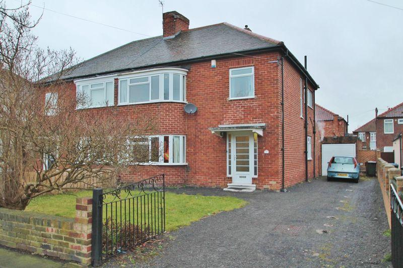 3 Bedrooms Semi Detached House for sale in Emerson Avenue, Middlesbrough