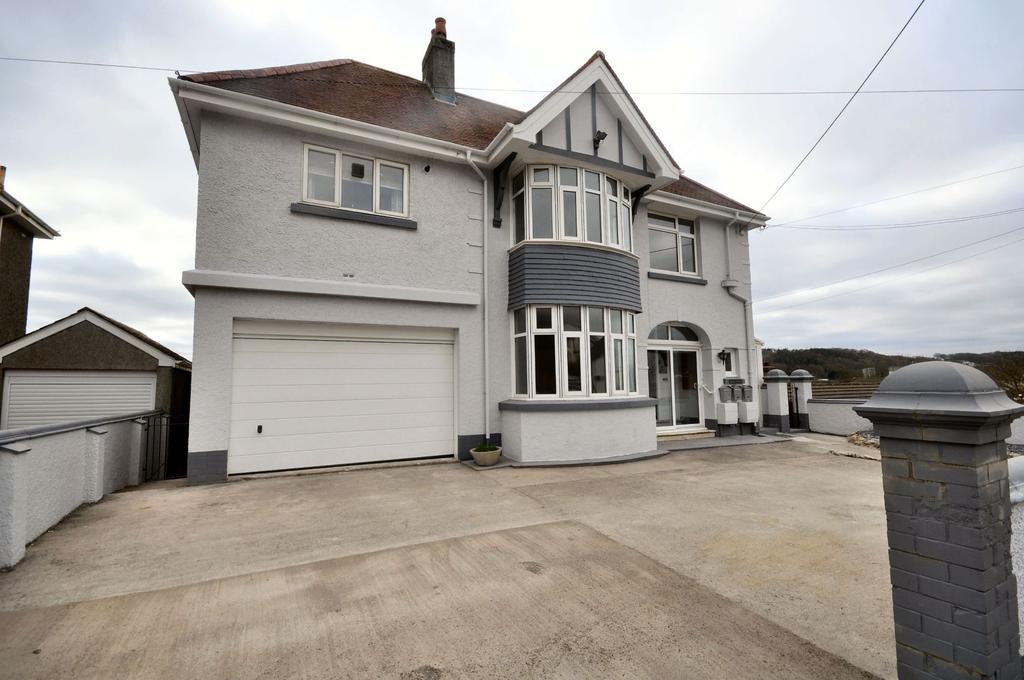 5 Bedrooms Detached House for sale in Rydal Mount, Monument Hill, Johnstown, Carmarthen SA31 3 LU