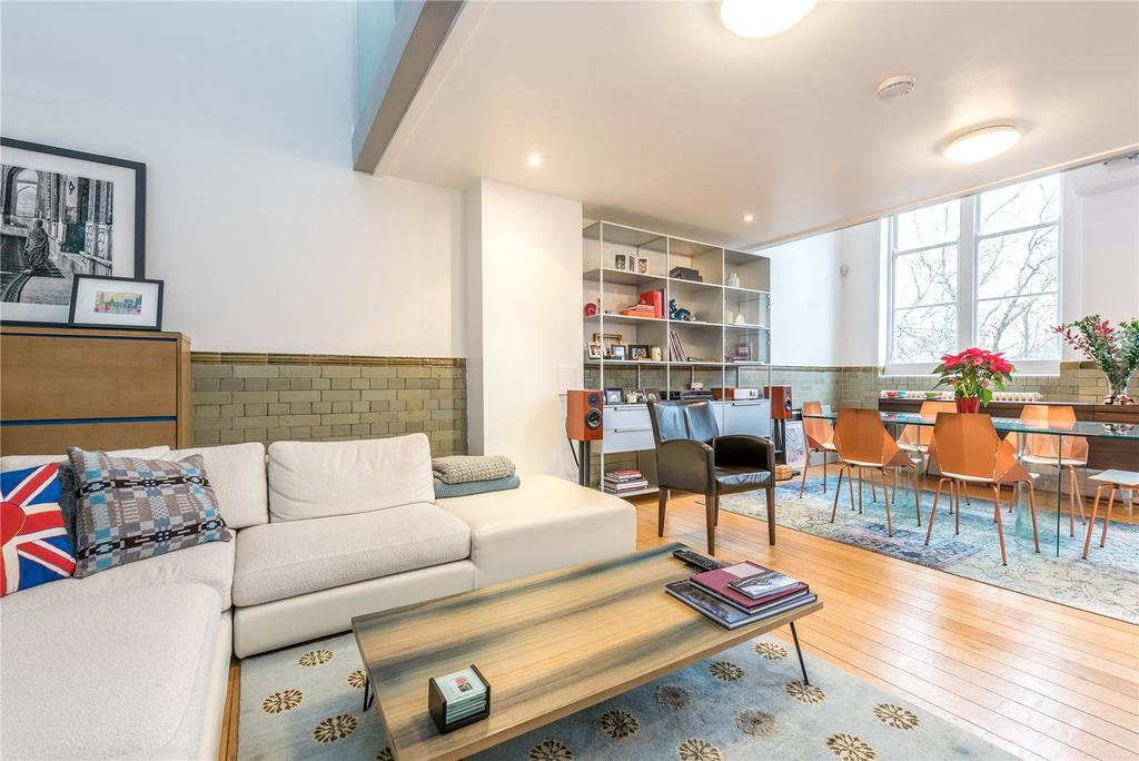 2 Bedrooms Penthouse Flat for rent in Kingsway Place Sans Place, Clerkenwell, London, EC1R
