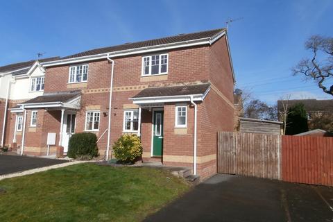 2 bedroom semi-detached house to rent - Banc Gelli Las, Broadlands, Bridgend County Borough, CF31 5DH