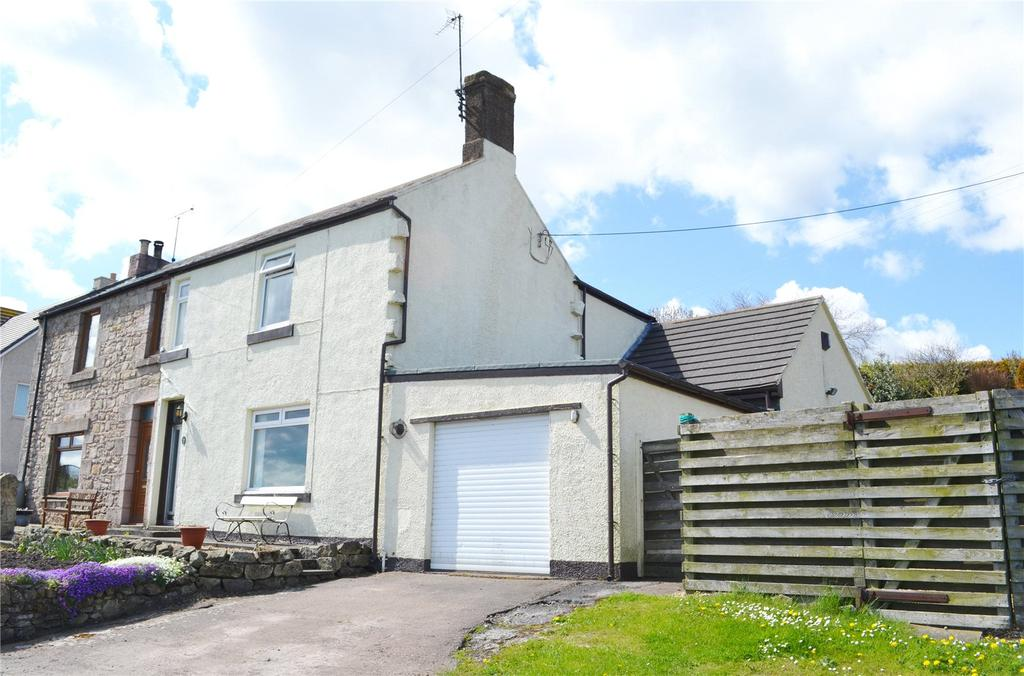 4 Bedrooms Semi Detached House for sale in 1 Elm Bank Cottage, Cow Road, Berwick-upon-Tweed, Northumberland
