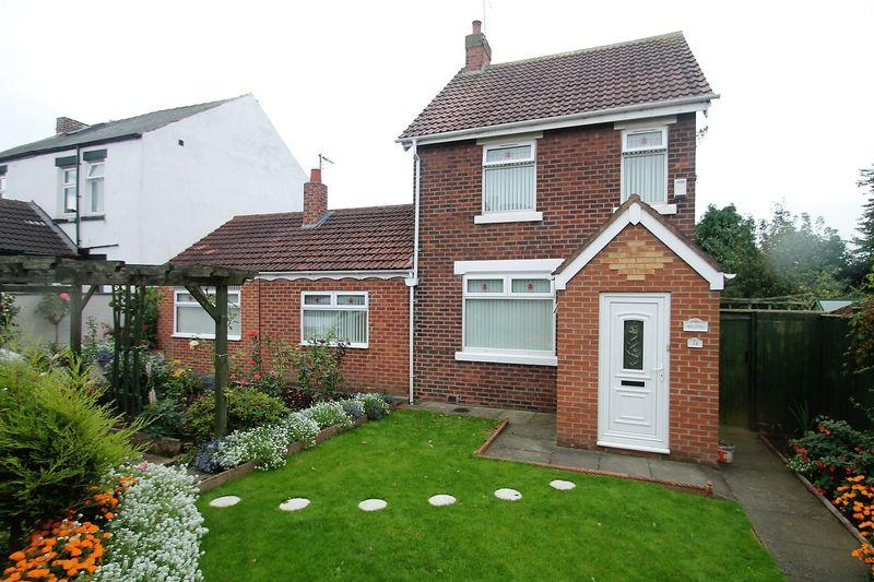 3 Bedrooms Detached House for sale in Parklands Avenue, Billingham