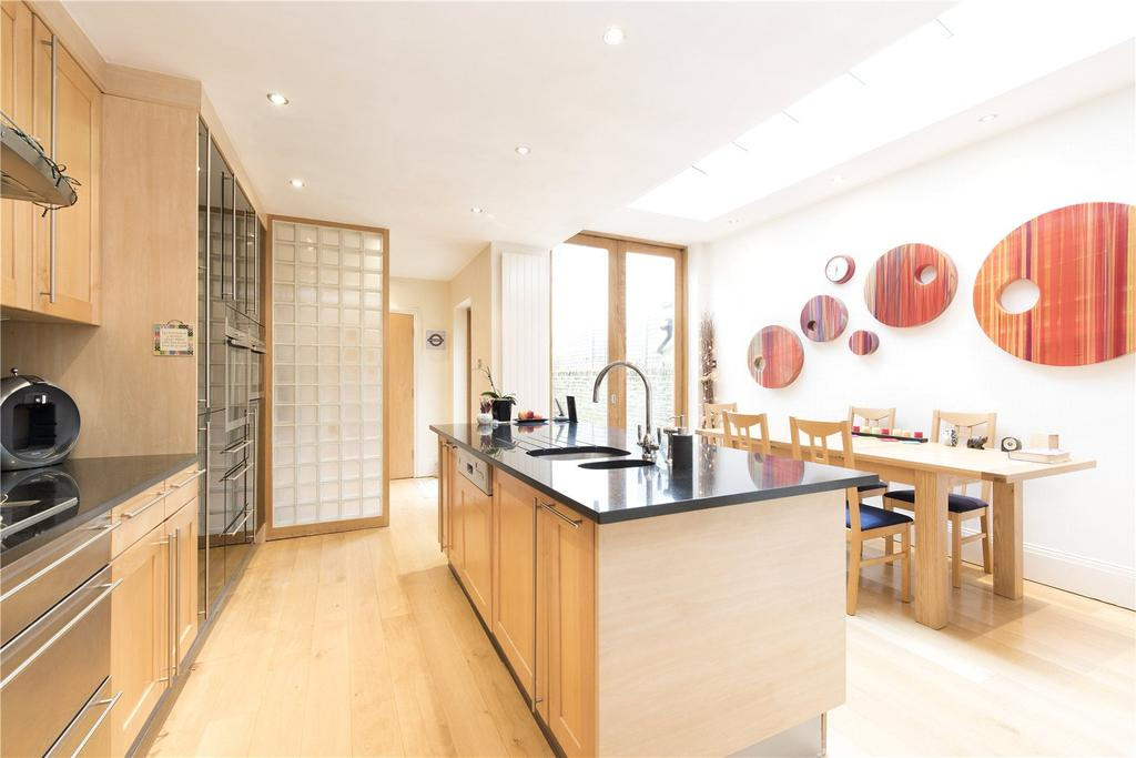 4 Bedrooms House for sale in Bishops Road, Fulham, London