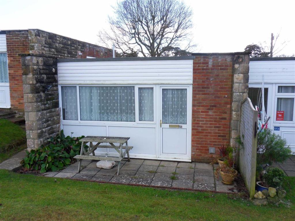 2 Bedrooms Chalet House for sale in Gurnard Pines, Gurnard